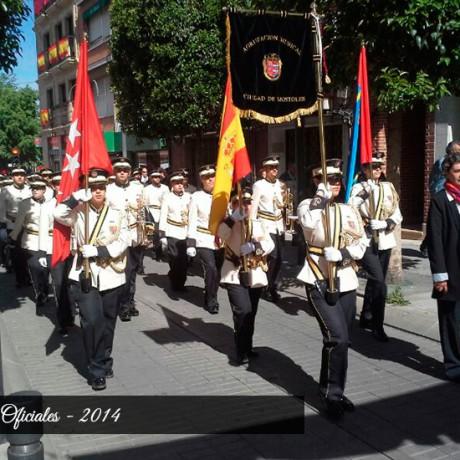 Actos Oficiales del 2 de Mayo (2014)