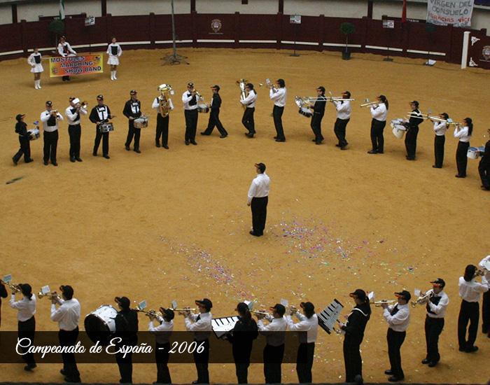 campeonato españa banda majorettes mostoles