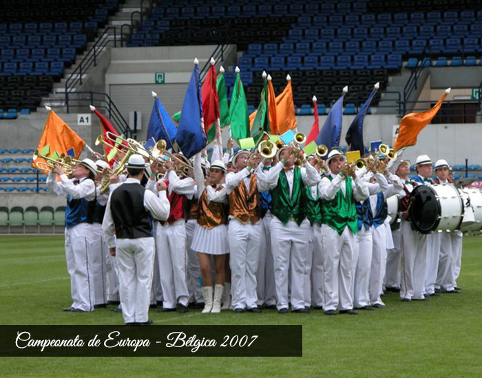 campeonato europa banda mostoles