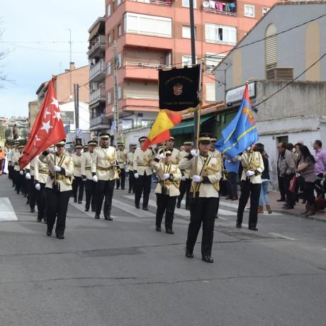 DOMINGO DE RAMOS 2015, MOSTOLES