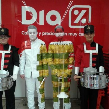 "ANUNCIO SUPERMERCADO DIA "" EL DIA DE MARTA"""
