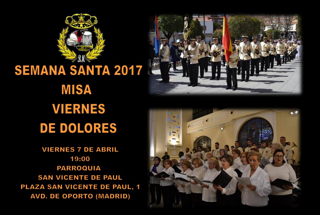 VIERNES DE DOLORES 2017