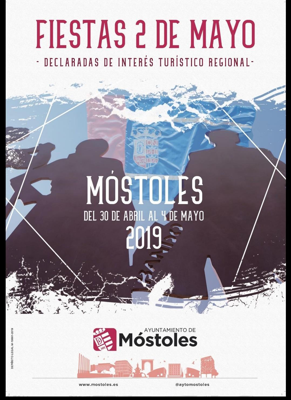 FIESTAS DEL 2 DE MAYO MOSTOLES