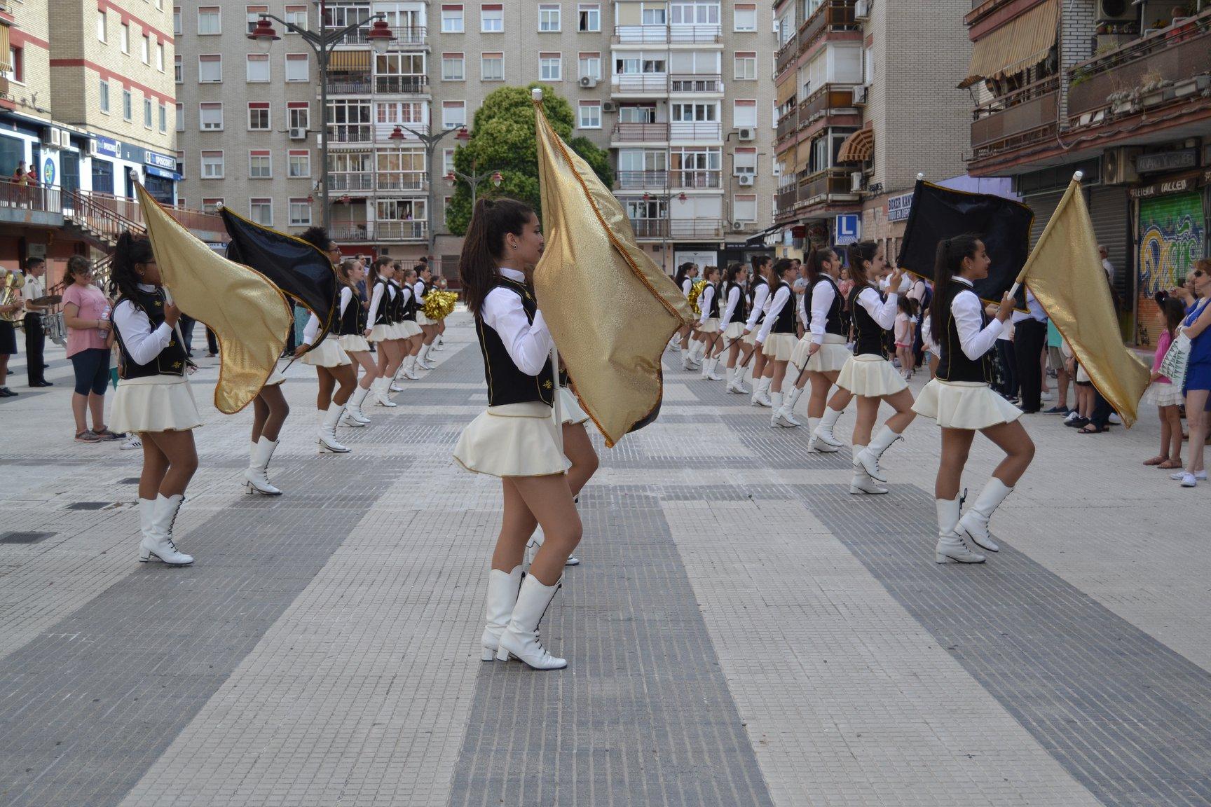 FIESTAS BARRIADA PRINCESA (MOSTOLES)