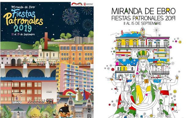 DESFILE DE CARROZAS MIRANDA DE EBRO (BURGOS)