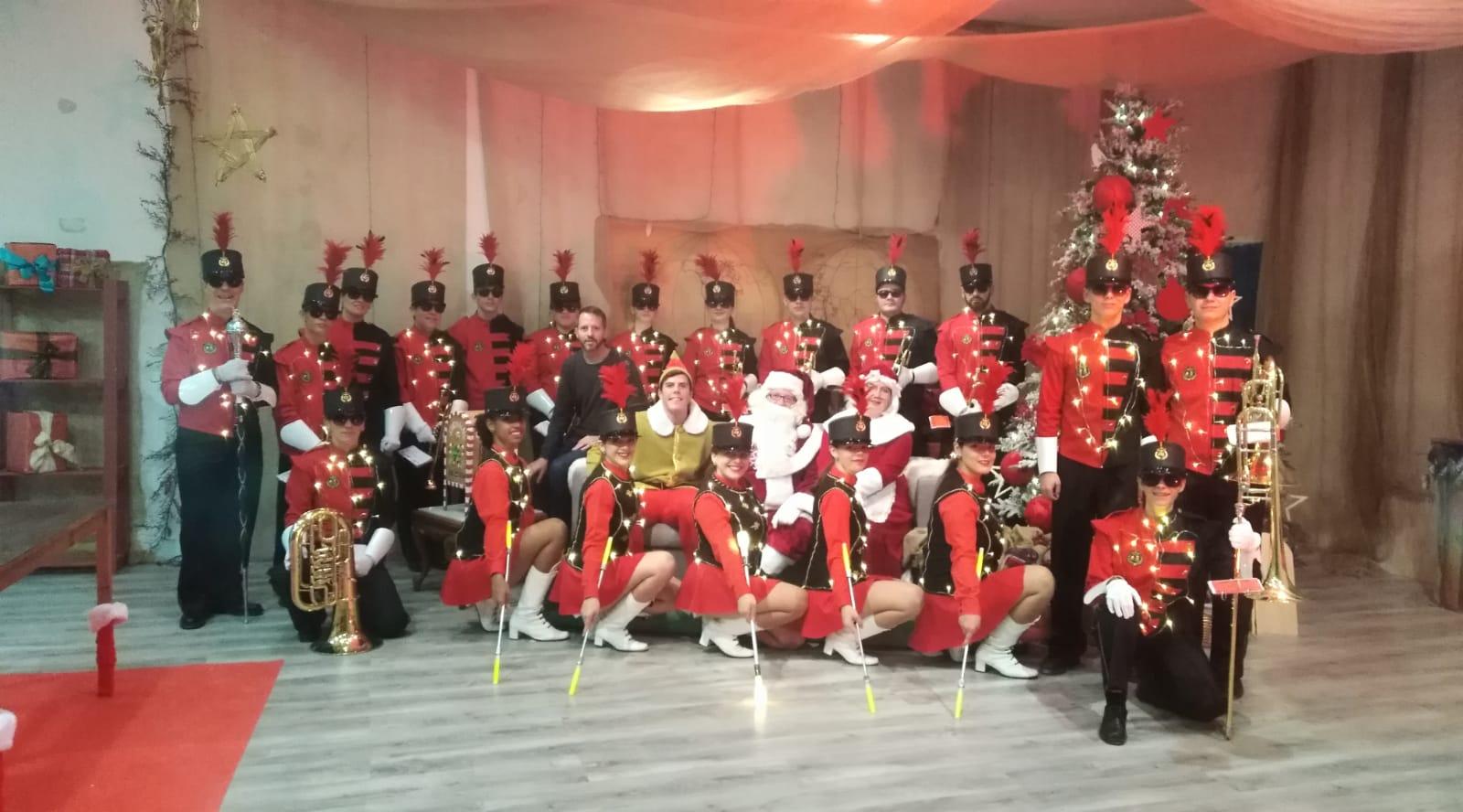 ENCENDIDO DE LUCES C.C AREA SUR – JEREZ DE LA FRONTERA